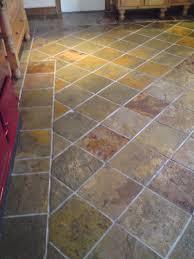 how to clean grouting in floor tiles