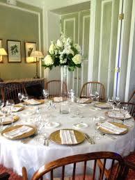 white vase decor table gold wedding i own the shown tablecloth decorations