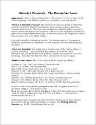 simple paragraph essay example sample outline tab nuvolexa  9 descriptive essay examples 5 paragraph example middle school extended s paragraph essay example essay full
