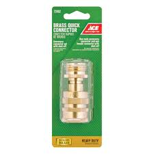 Kitchen Sink To Garden Hose Adapter Garden Hose Connectors Hose Fittings Coupling At Ace Hardware