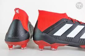 adidas predator 18 1 leather soccer football boots9