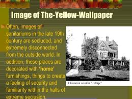 The Yellow Wallpaper Plot Chart The Yellow Wall Paper New