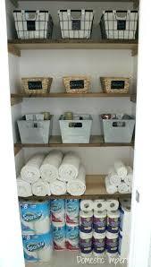 bathroom closet storage linen closet organizers bedroom