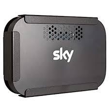 Q-View Sky Q WiFi Hub Wireless Internet <b>Router Wall</b> Bracket <b>Mount</b>...