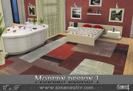 Small Picture Sims 4 Modern design 1 house