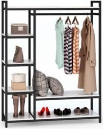 sturdy hanging closet organizer.  Closet Freestanding Closet Organizer Tribesigns Heavy Duty Clothes Closet  Portable Garment Rack With  With Sturdy Hanging Organizer S