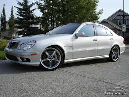 2003 Mercedes-Benz E55 AMG | Envision Auto - Calgary Highline ...