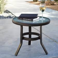 wood patio table rectangle patio coffee table small black patio table ceramic outdoor accent table garden furniture