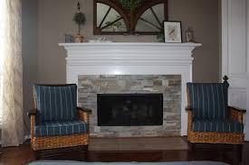 Terrific Stone Work Around Fireplace Pics Design Ideas