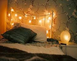 About Home Fairy Lights Flower And For Teenage Bedroom