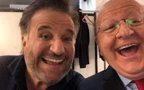 Christian De Sica e Massimo Boldi insieme in un nuovo film in uscita a  Natale 2020