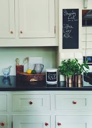 Kitchen Chalkboard With Shelf How To Use Chalkboard Paint In Your Home Melanie Lissack Interiors