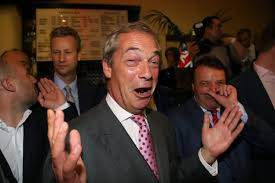 brexit nigel farage says we won it out a bullet being fired nigel farage said we won it out a bullet being fired