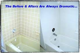 ceramic tile repair kit tub and tile bathtub refinishing kit bathtub repair kit ace hardware
