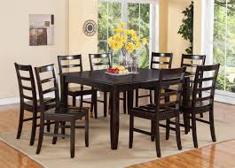 8 Seat Square Dining Table Unique Ideas Formal Dining Room Sets For 8 Pretty Design 9 Piece