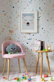Light Pink Wallpaper For Bedrooms 17 Best Ideas About Girls Bedroom Wallpaper On Pinterest Little