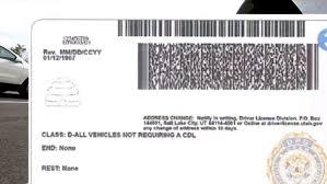 Data License Illegally Division Utah Driver's Kutv Shares Audit