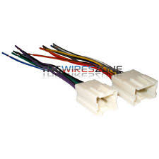 raptor car audio and video speaker wire harness ebay raptor car stereo wire harness at Raptor Car Stereo Wire Harness