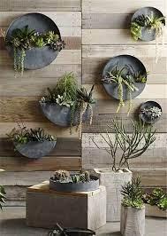 vertical wall planter pots