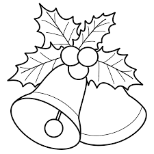 Coloring pages: Mistletoe, printable for kids & adults, free