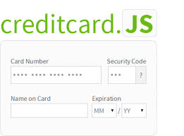Creditcard.js: A More Usable Credit Card Form. Improve Payment Form ...