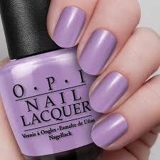 Opi Purple Color Chart Opi Nail Polish Do You Lilac It
