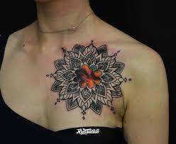 ключица татуировки в кирове Rustattooru