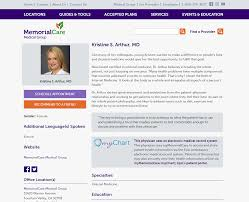 About Mychart Memorialcare Health System Orange County