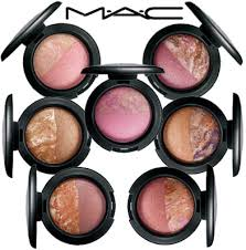 leave it to mac to kick it up a bit and offer a duo of this famed formulation introducing mac grand duos the latest generation of mineralize blush