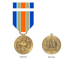 Un Medals Chart Award Rules Set For Inherent Resolve Campaign Medal