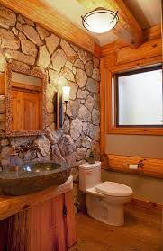 Cabin Bathroom Rustic And Log Cabin Bathroom Decor Ideas 2016 Cabin Bathroom