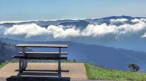 blue ridge parkway picnic