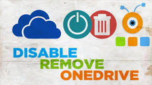 How To Delete Onedrive From Windows 10 How To Disable And Remove Onedrive In Windows 10 How To Turn Off And Delete Onedrive In Windows 10