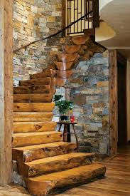 Very Cool But Not Safe Stairs Pinterest Staircases - Mountain home interiors