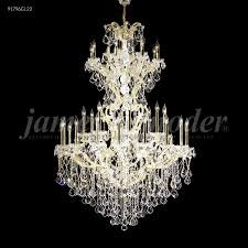 maria theresa grand 37 light crystal chandelier in silver with spectra swarovski crystal clear