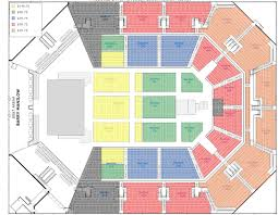 Nku Seating Chart Barry Manilow At Bb T Arena