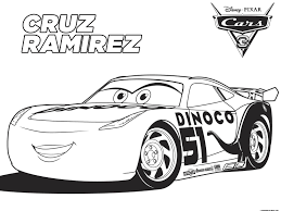 Free Printable Pixarrs Coloring Pages Racer Sheets To Print Online