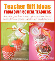 teacher gift ideas over 50 real teachers share what they really want