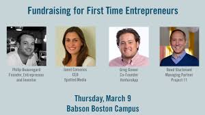 blank in boston fundraising for first time entrepreneurs living appear to be popping up faster than tech startups here in boston however it s still very difficult to raise capital as a first time entrepreneur