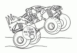 25 Zoeken Monster Truck Kids Kleurplaat Mandala Kleurplaat Voor