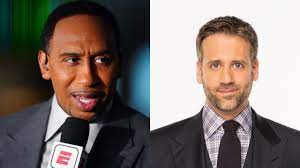 Stephen A Smith has wanted Max ...