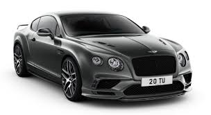 Bentley Continental Supersports: The Most Powerful Bentley ...