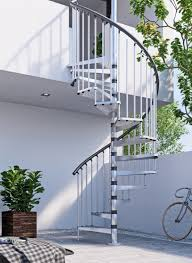 gamia zink spiral staircase the best choice exterior spiral for the
