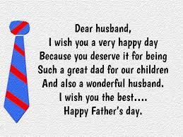 Happy Fathers Day Quotes From Daughter Son Wife To Daddy Husband
