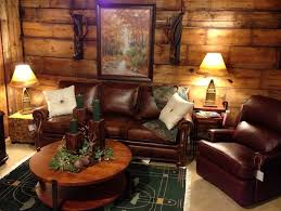 Wooden Living Room Sets Furniture Leather Sofa And Chair With Round Coffee Table And 2