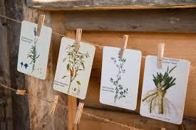 11 creative rustic wedding place card ideas vermont weddings Rustic Wedding Table Place Cards clever rustic seed card wedding place cards rustic wedding place cards