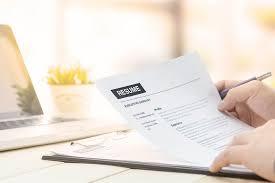 Making Resumes The Gentle Art Of Making Resumes Horizon Recruitment