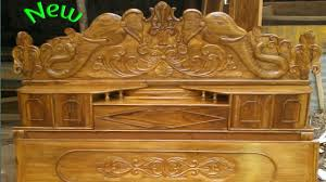 I Wood Design Outstanding Wood Box Bed Design Double Type Photo Beautiful