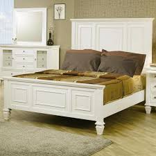 Shop Nicholson Sincere 3-piece White Bedroom Set - Free Shipping ...