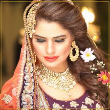 beauty make up nadia hussain salon clinic makeup hair services pics gallery facebook uzma bridal